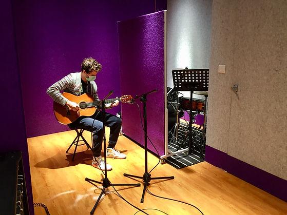 Acoustic Guitar recording.JPG
