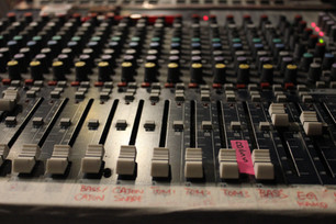 This mixing console is great sound, with nice preamp, eq and Lexicon reverb. Also it is rock solid, very reliable.