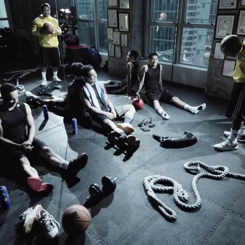 adidas Basketball   Winling - NEVERDOUBT adidas 永倫藍球隊廣告配樂