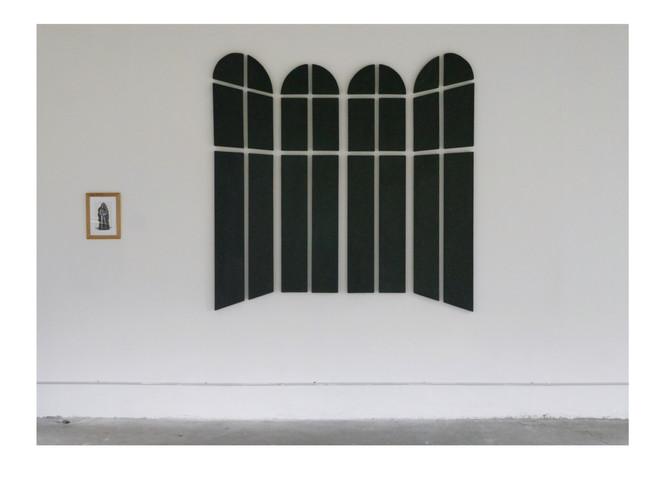 """""""Beau window"""" tablette ikéa """"galaxie"""""""
