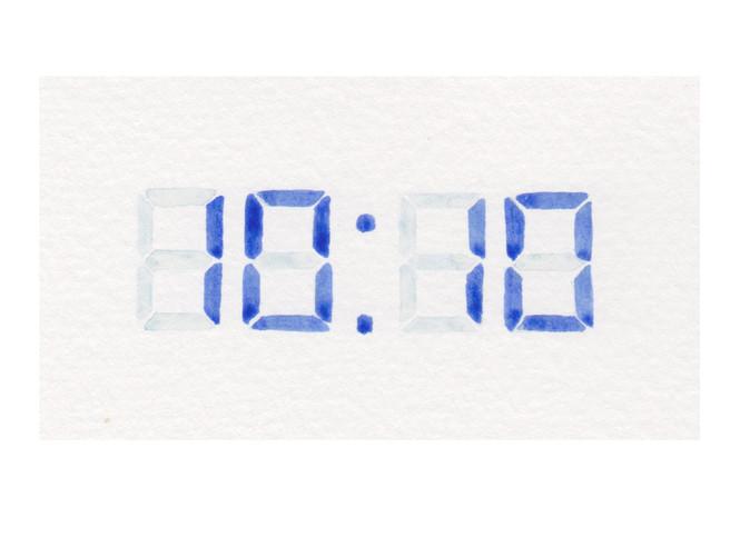 """10H10"" diaporama de 24 heures"