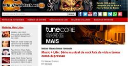Music 4 Life: Série musical de rock fala de vida e temas como depressão