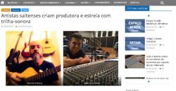 Artistas saltenses criam produtora e estreia com trilha-sonora