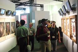 SIGGRAPH Art Gallery (L.A.)/ 美國洛杉磯SIGGRAPH 藝術畫廊群展 (2005)