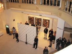 iDEAa Group Show in Philadelphia /世界數碼媒體與藝術群展-美國費城 (2006)