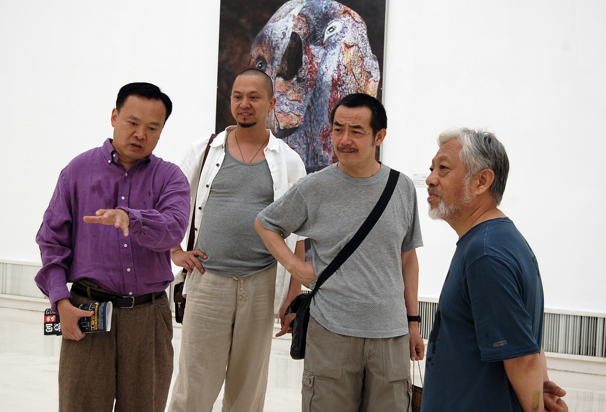 Solo Show at Song Zhuang Art Museum / 北京宋莊美術館個展 (2010)