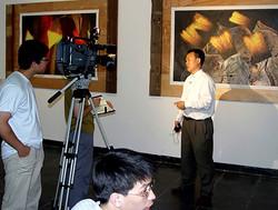 Solo-Show at Shanghai Duolun Art Museum /上海多倫美術館個展 (2005)