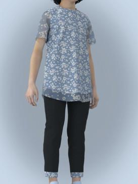 Girlswear 3D