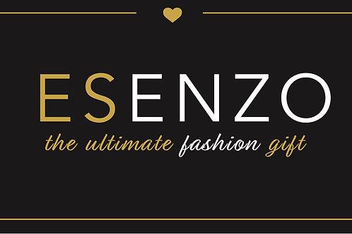 Esenzo cadeaubon - The Ultimate Fashion Gift