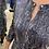 Thumbnail: 46302 Grijze poncho Rino & Pelle