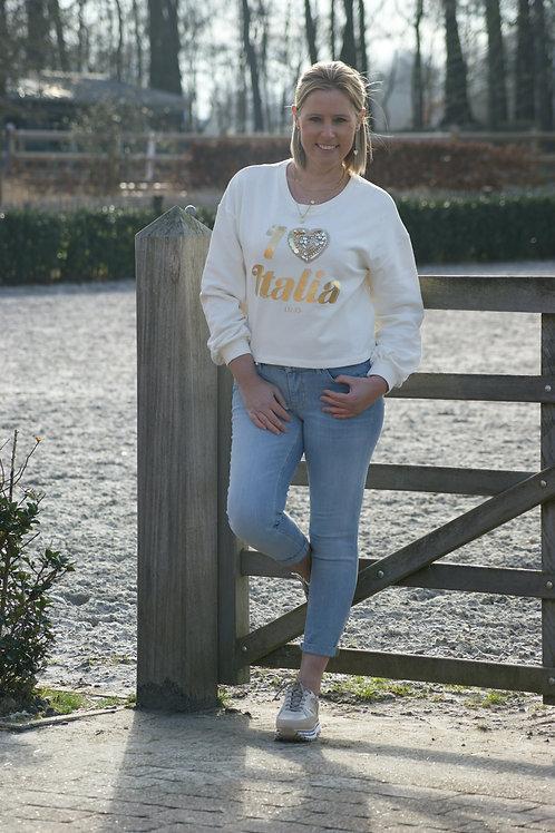 54064 Skinny jeans met omslag LIU JO (lengte 28)