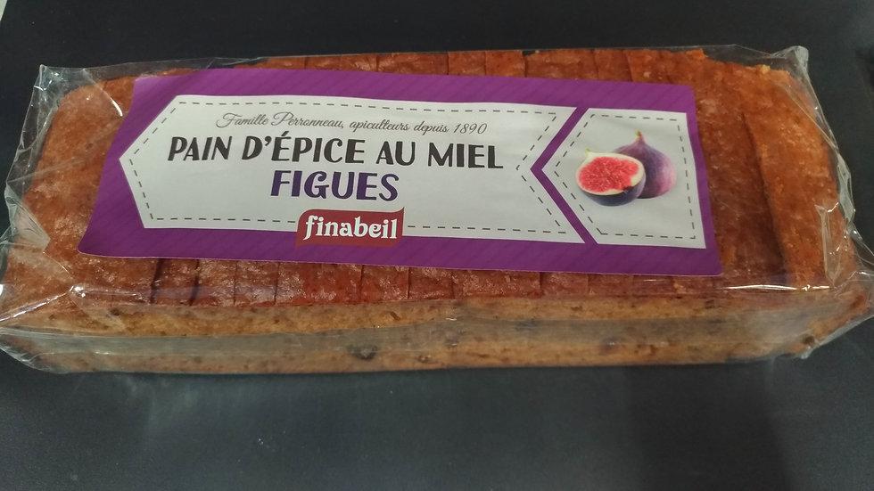 7/ Pain d'Épices au miel Figues 300g