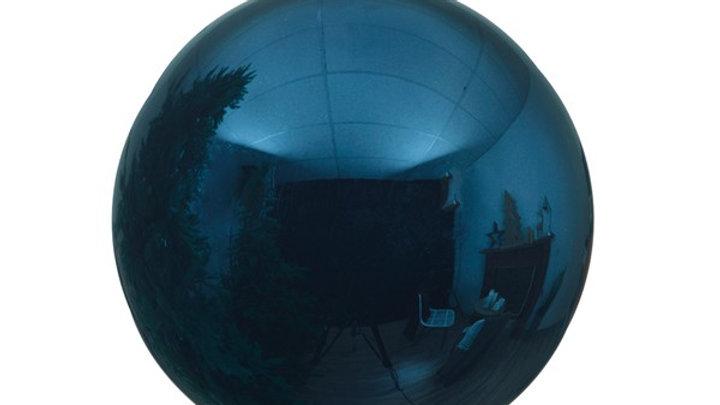 12/ Boule Plastique Uni Ø14cm