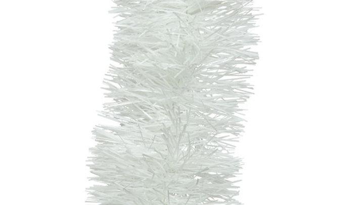 15/ Guirlande Blanc 10x270cm