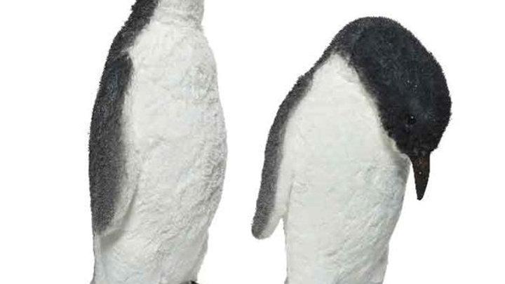 23/ Pingouin Mousse 28x30x48.5