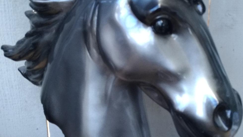 15/ Tête de cheval