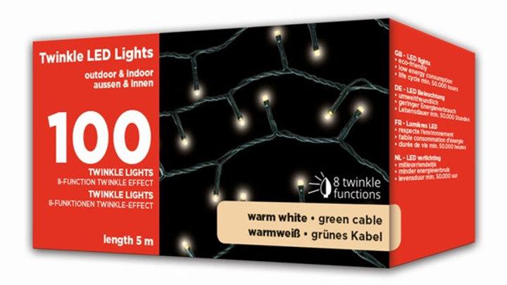 6/ LED Clignotante Ext 20M