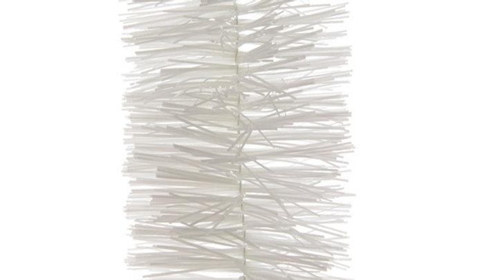 13/ Guirlande Blanc Ø7.5x270cm