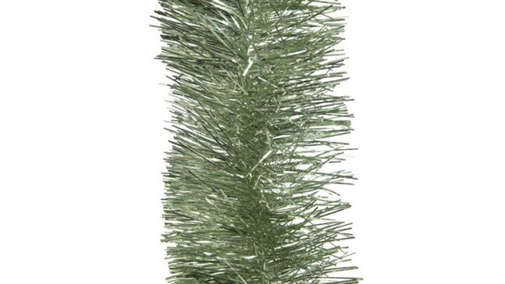 13/ Guirlande Vert Sauge 7.5x270cm