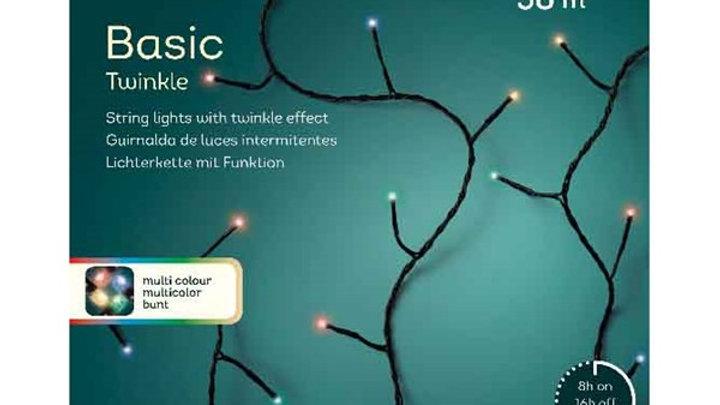 9/ Guirlande Lumineuse LED 36M