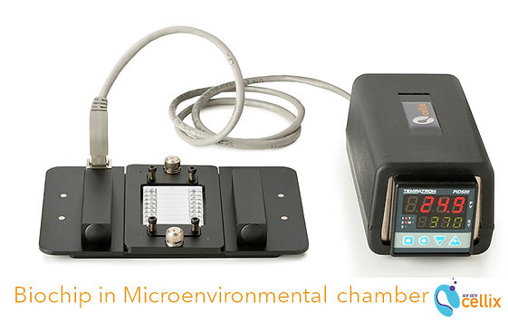 VenaFlux_Micro-environmental Chamber and