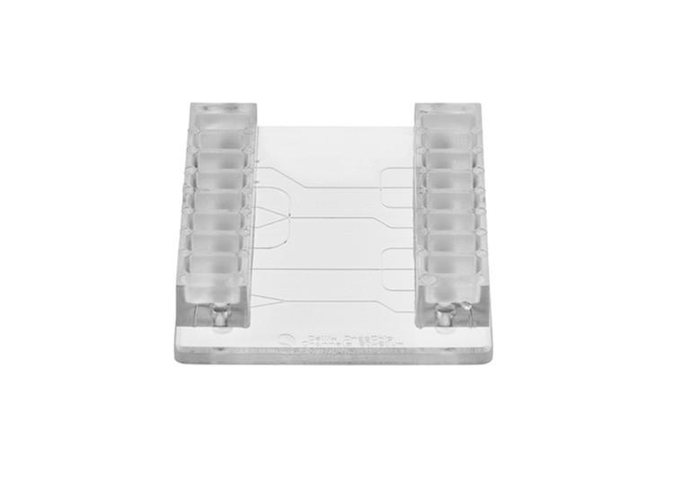 DropChip droplet generation microfluidic chip