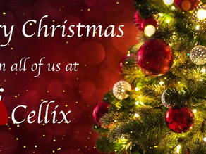 Merry Christmas from Cellix!
