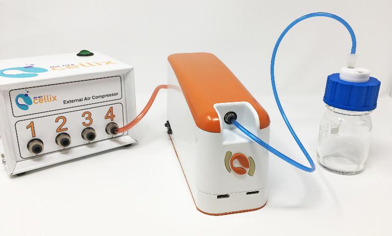 Experimental set-up_Compressor with UniG