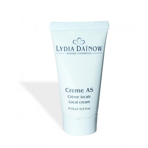 Soin Lydia Daïnow -Crème AS