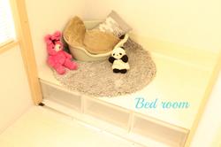 happy bed room