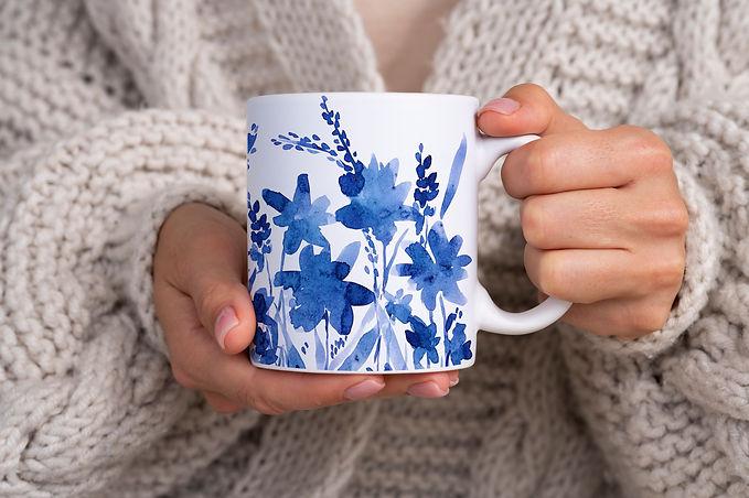 Blue Iris Ink Floral Mug Mockup.jpg