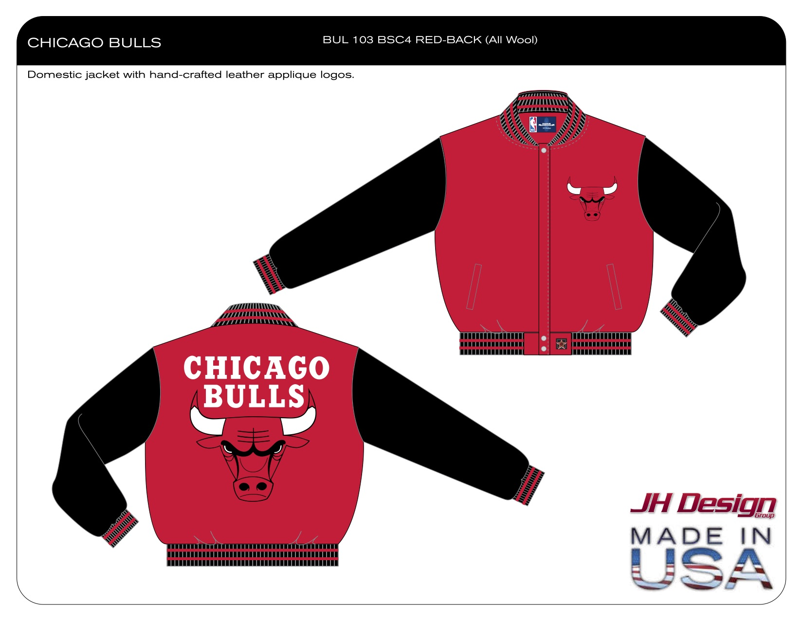 BUL 103 BSC4 RED-BLK