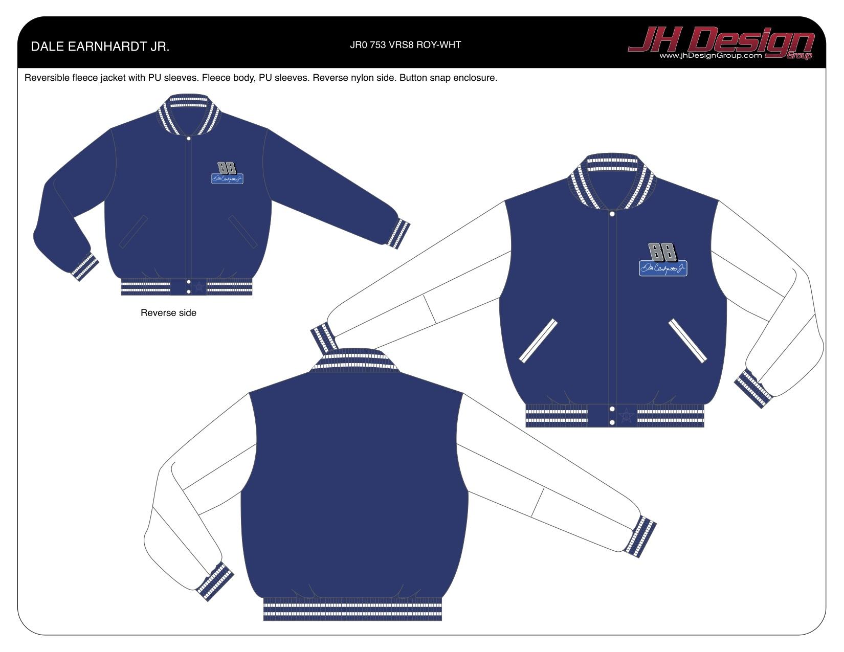 JR0 753 VRS8 ROY-WHT