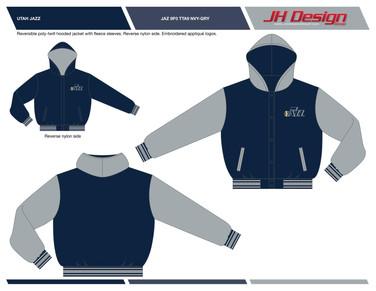 JAZ 9P3 TTA9 NVY-GRY