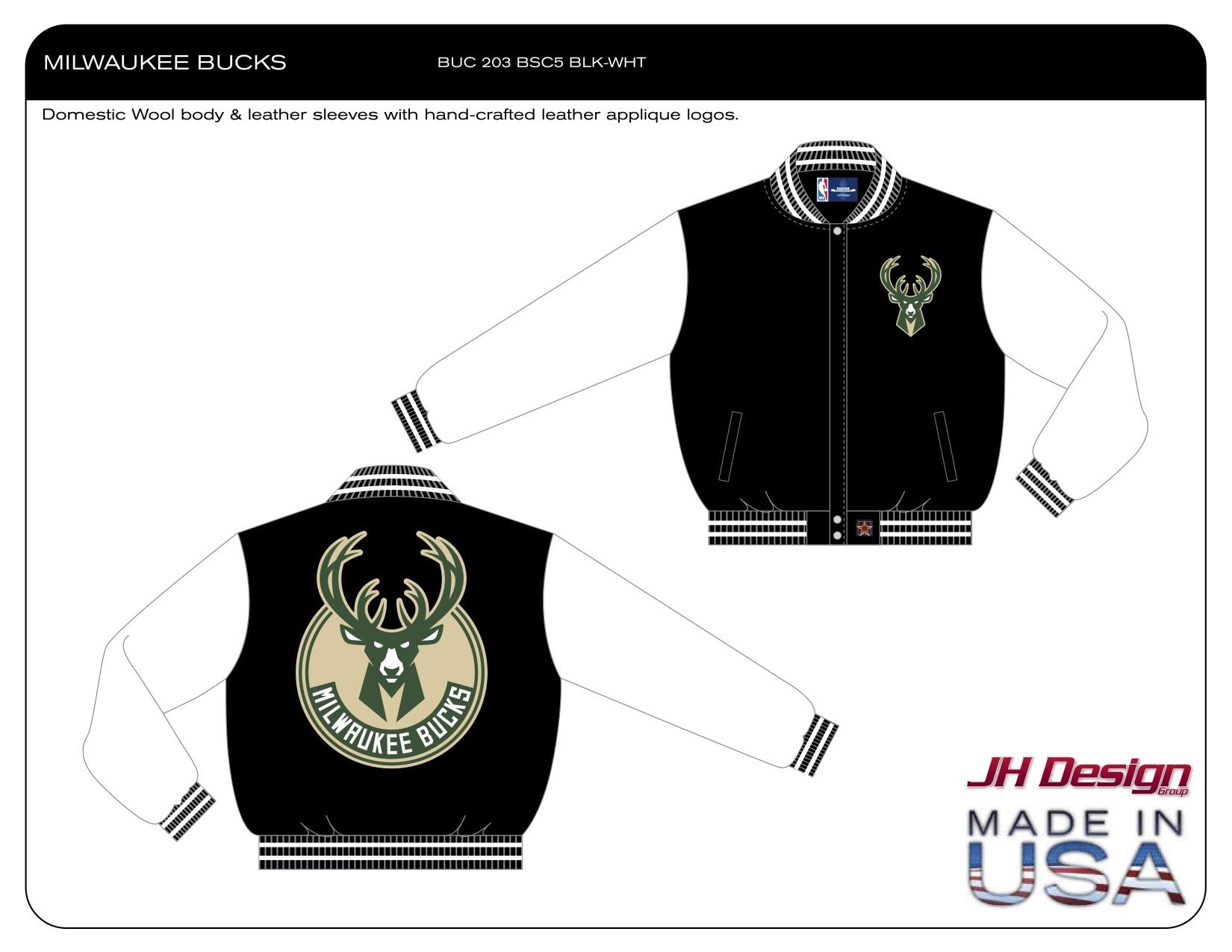 BUC 203 BSC5 BLK-WHT