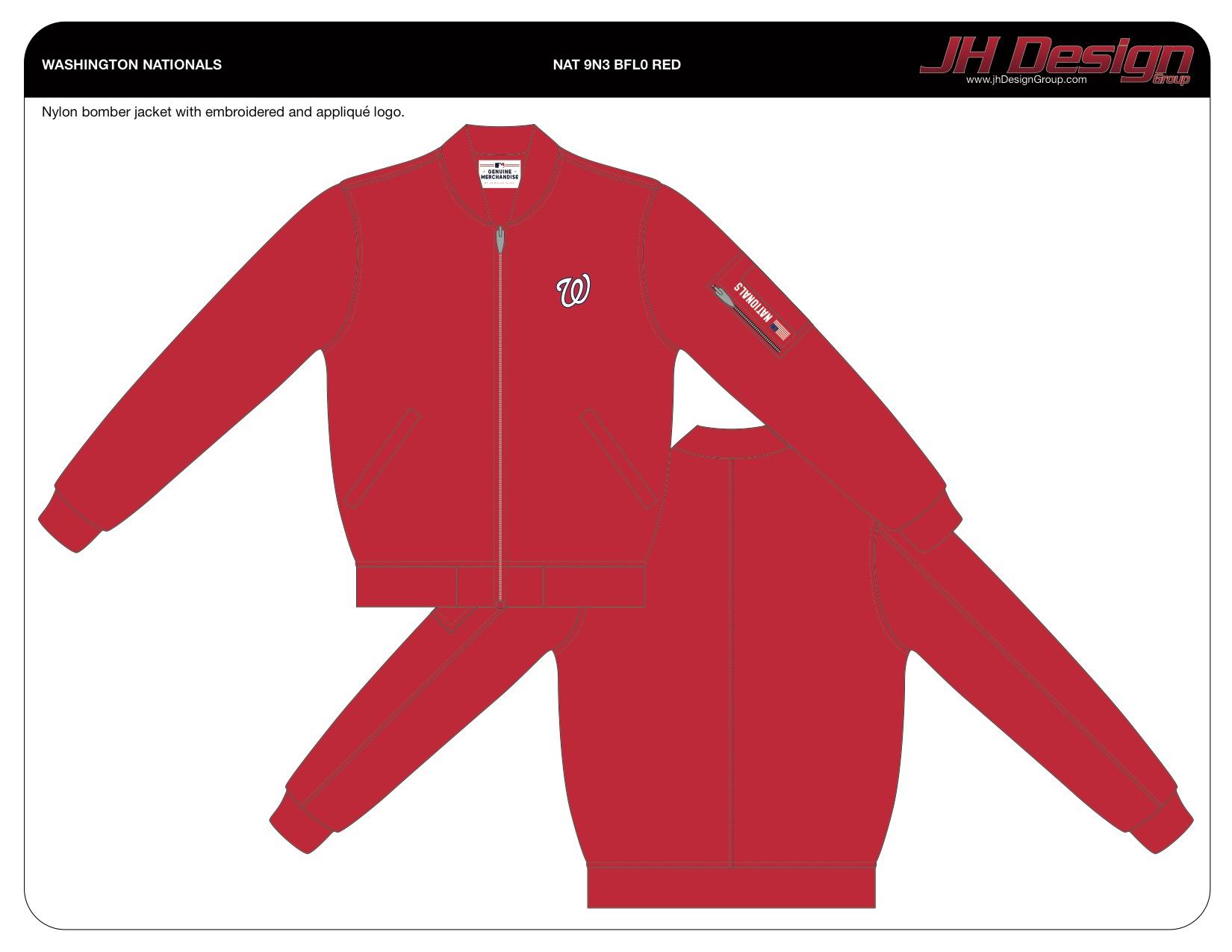 NAT 9N3 BFL0 RED