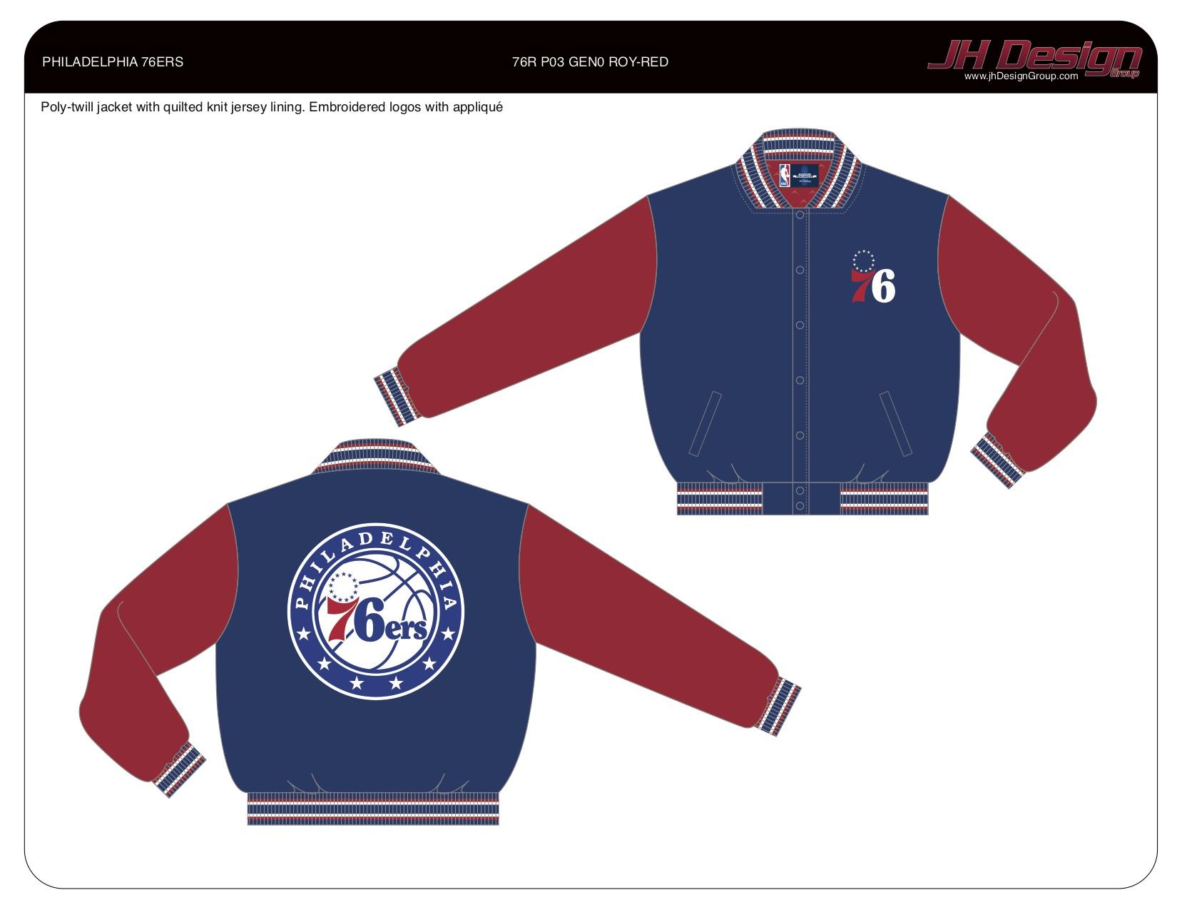 76R P03 GEN0 ROY-RED