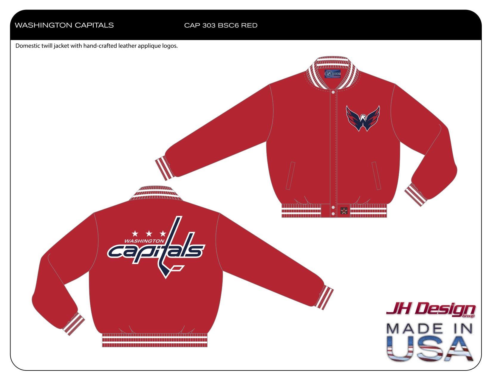 CAP 303 BSC6 RED
