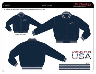 JAZ 103 BSF7 NVY