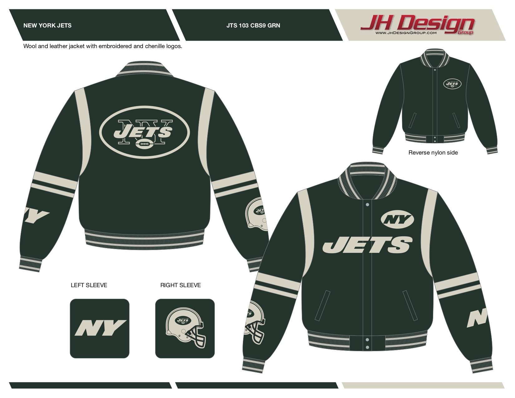 JTS 103 CBS9 GRN