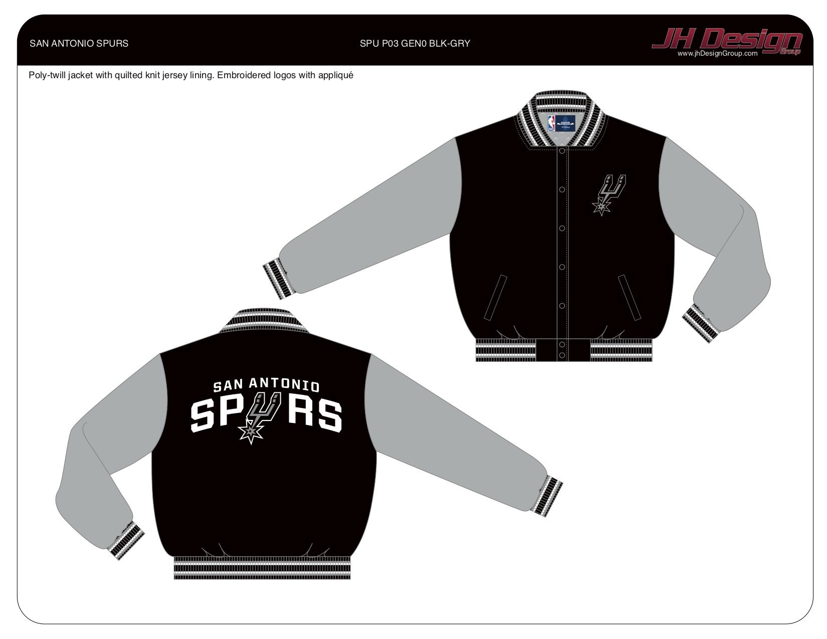 SPU P03 GEN0 BLK-GRY