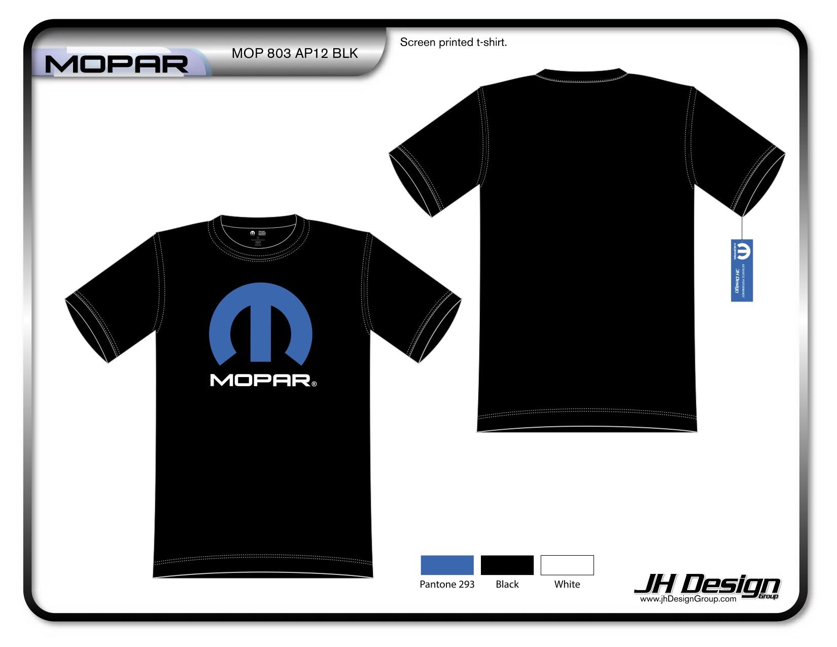 MOP 803 AP12 BLK