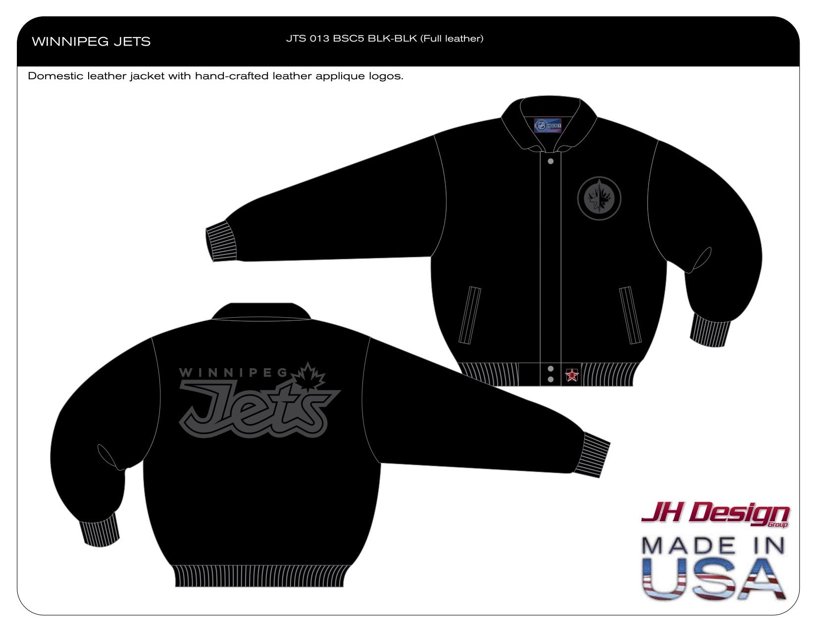 JTS 013 BSC5 BLK-BLK