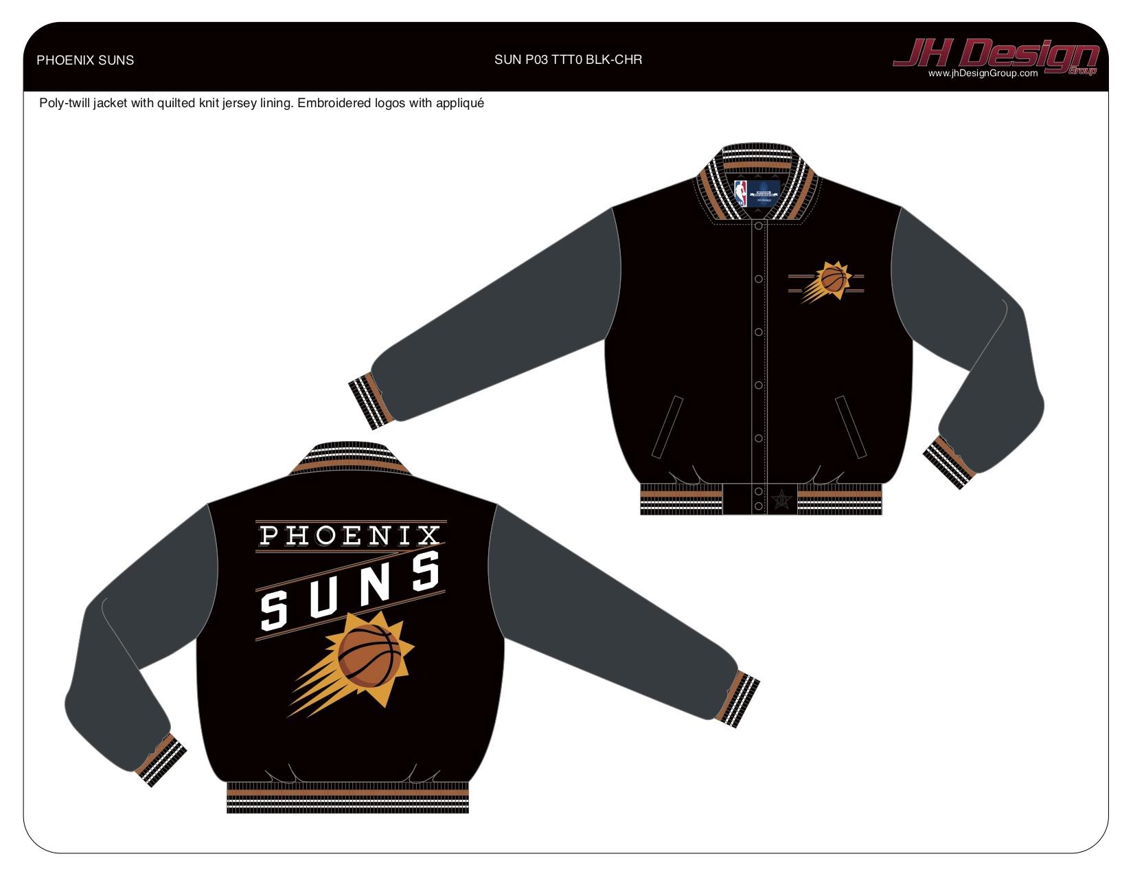 SUN P03 TTT0 BLK-CHR