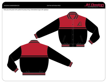 DIA P04 SST8 BLK-RED