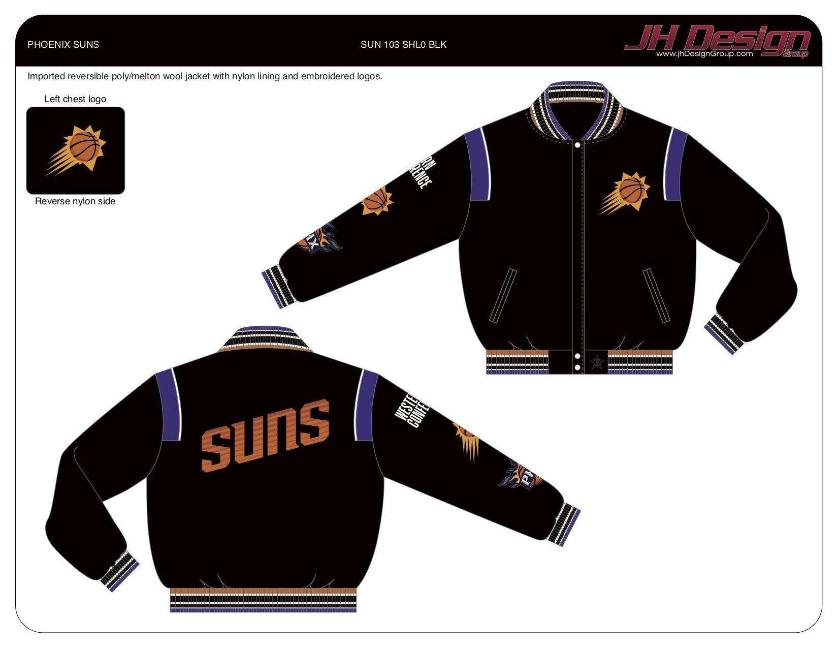 SUN 103 SHL0 BLK