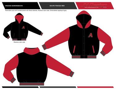 DIA 9P3 TTA9 BLK-RED