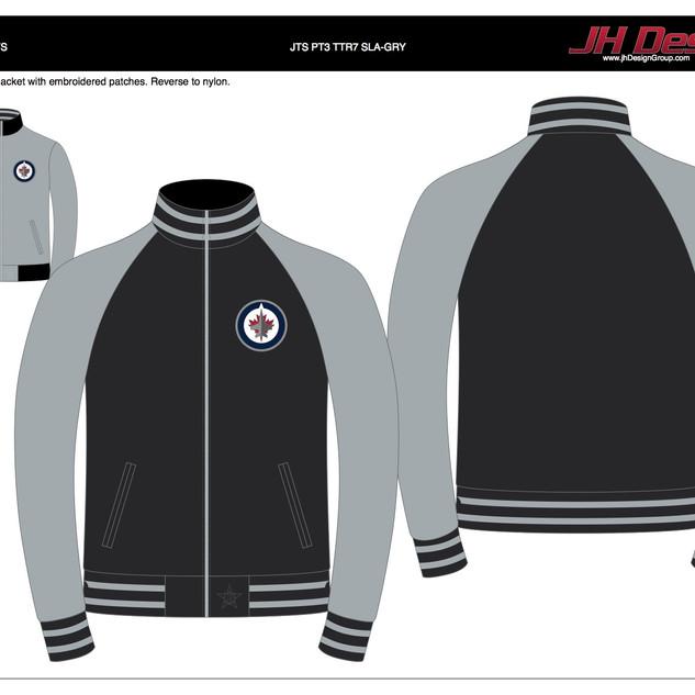 JTS PT3 TTR7 SLA-GRY