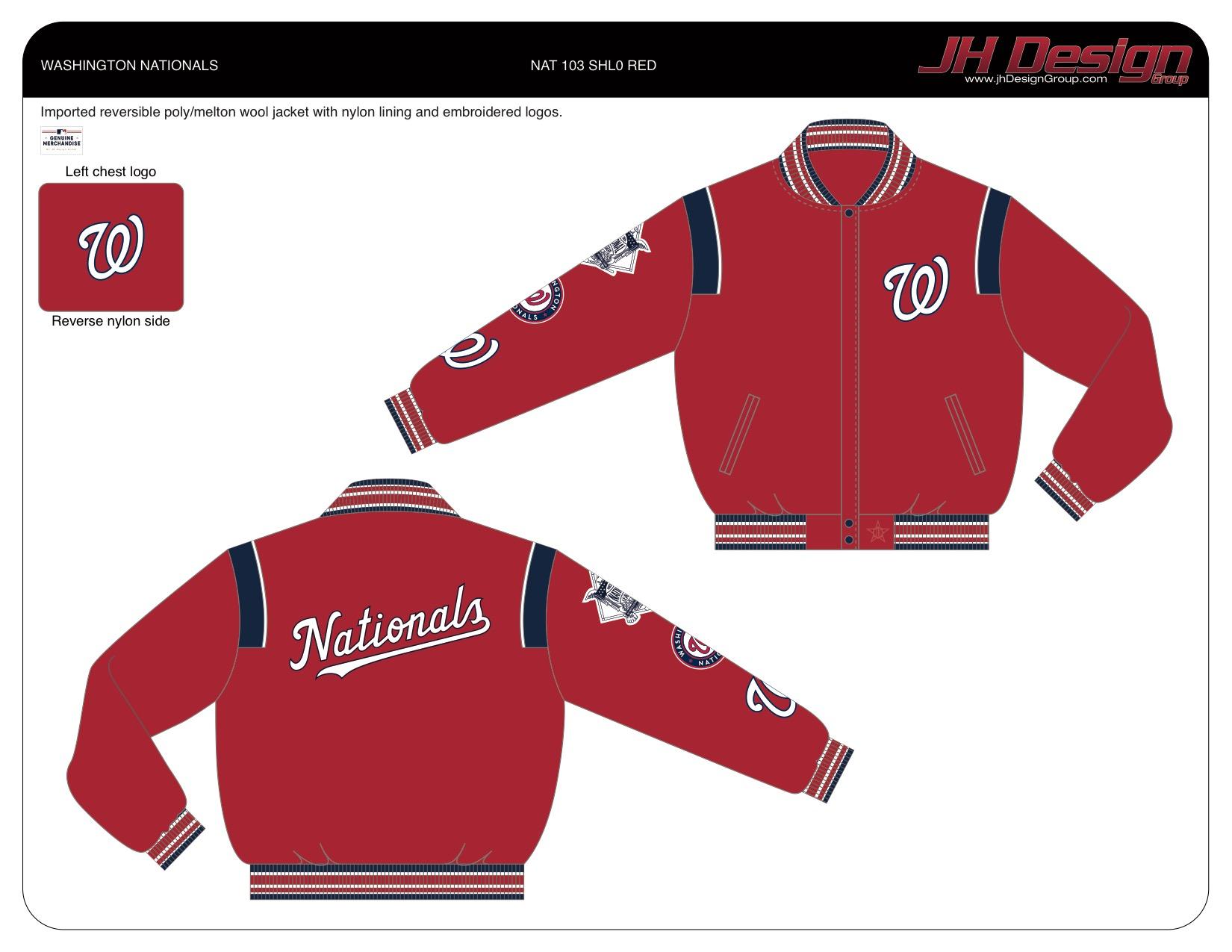 NAT 103 SHL0 RED