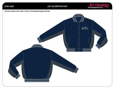 JAZ 103 CBF8 NVY-CHR